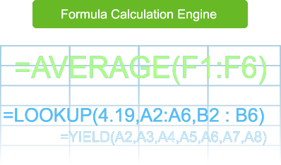 Easy XLS - formula calculation engine